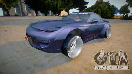 Mazda RX-7 Toyo Tires for GTA San Andreas