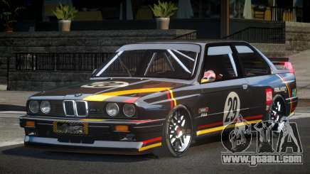 BMW M3 E30 90S G-Style L4 for GTA 4