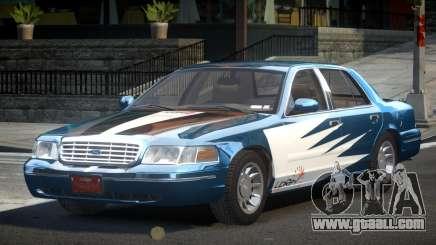 Ford Crown Victoria 90S L6 for GTA 4