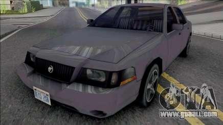 Mercury Marauder 2003 [SA Style] for GTA San Andreas