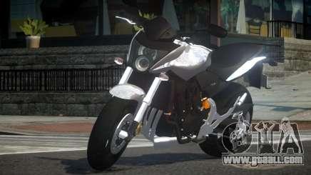 Honda CB600F for GTA 4