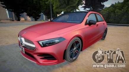 Mercedes-Benz A200 2020 for GTA San Andreas