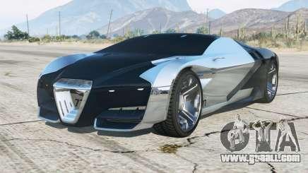 Rayfield Caliburn for GTA 5