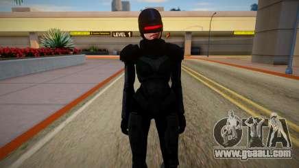 GTA V Female Robocop for GTA San Andreas