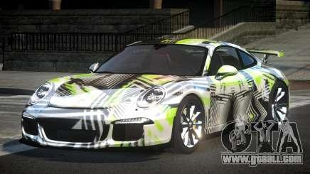 Porsche 991 GT3 SP-R L5 for GTA 4