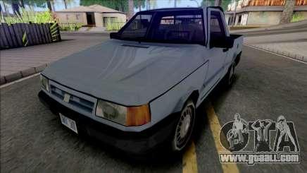 Fiat Fiorino Pickup 1995 for GTA San Andreas