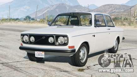 Volvo 142 1970〡black grille for GTA 5