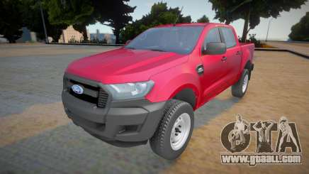 Ford Ranger XL 2016 for GTA San Andreas