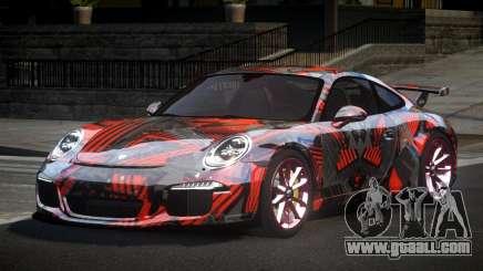 Porsche 991 GT3 SP-R L9 for GTA 4