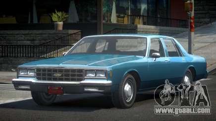 Chevrolet Impala 80S for GTA 4