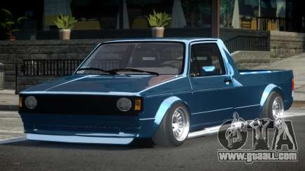 Volkswagen Caddy Typ 9U for GTA 4
