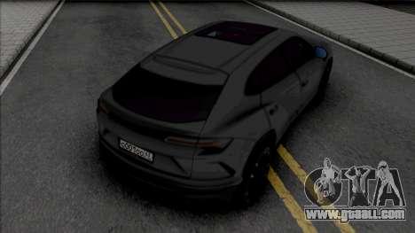 Lamborghini Urus (Russian Plates) for GTA San Andreas