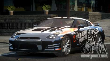Nissan GT-R Egoist L8 for GTA 4