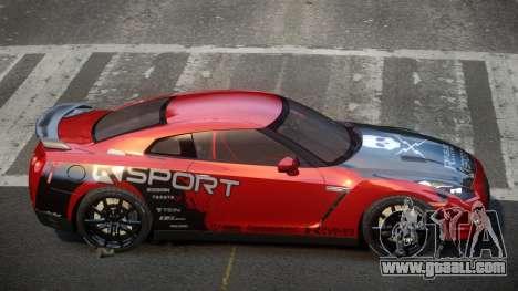 Nissan GT-R Egoist L4 for GTA 4