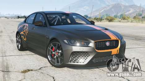 Jaguar XE SV Project 8 (X760) 2018〡add-on v2.0