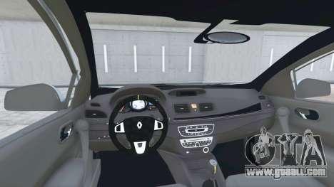 Renault Fluence 2014〡add-on
