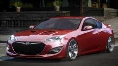 Hyundai Genesis BS V1.0 for GTA 4