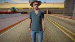 Juan Strickler for GTA San Andreas