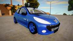 Peugeot 207 Quicksilver