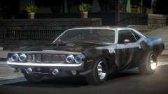 Plymouth Cuda BS-R L8 for GTA 4