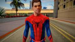 Spiderman without mask From Spiderman 2012 for GTA San Andreas