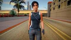 Lara Croft 2018 for GTA San Andreas