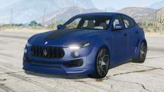 Maserati Levante Novitec Tridente Esteso (M161) 2017〡add-on for GTA 5
