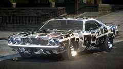 Plymouth Cuda BS-R L2 for GTA 4