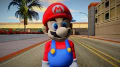 Mario from Super Smash Bros. for Wii U for GTA San Andreas
