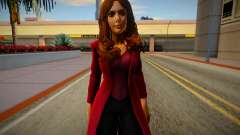 Scarlet Witch for GTA San Andreas