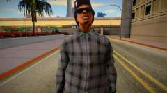 Ryder Retextured for GTA San Andreas