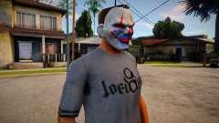 KILL JOY MASK FOR CJ for GTA San Andreas
