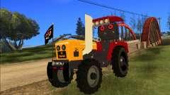 HMT 5911 4x4 Modified