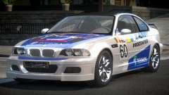 BMW M3 E46 GST-R L7 for GTA 4