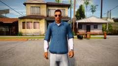 Franklin's shirt from GTA V for GTA San Andreas