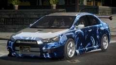 Mitsubishi Lancer X GST-R PJ10 for GTA 4