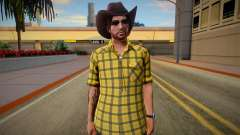 GTA Online Skin Ramdon N31 Outfit Country for GTA San Andreas