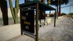 8 Mile Movie Advertising for GTA San Andreas