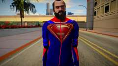 Superman Outfit for Trevor 1.0 for GTA San Andreas