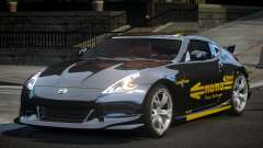 Nissan 370Z SP Racing L5 for GTA 4