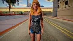 Kate Denson for GTA San Andreas
