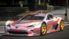 Lexus LFA PSI-R L2 for GTA 4