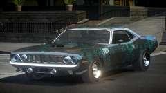 Plymouth Cuda BS-R L4 for GTA 4