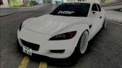 Mazda RX-8 Gang Lords for GTA San Andreas