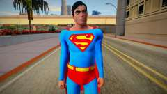 Superman Christopher Reeve for GTA San Andreas