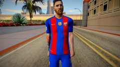 Lionel Messi from FIFA for GTA San Andreas
