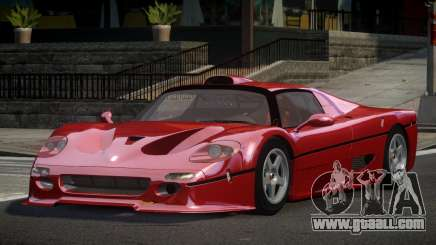 Ferrari F50 90S for GTA 4