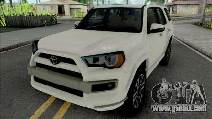 Toyota 4Runner 2021 for GTA San Andreas