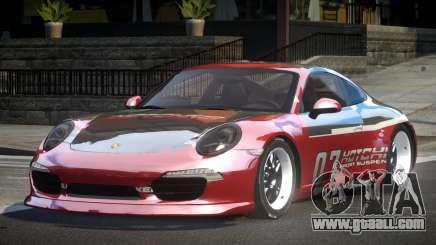 Porsche Carrera SP-R L6 for GTA 4