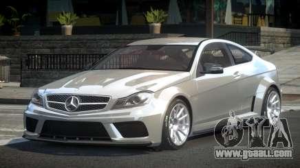Mercedes-Benz C63 GS-R for GTA 4